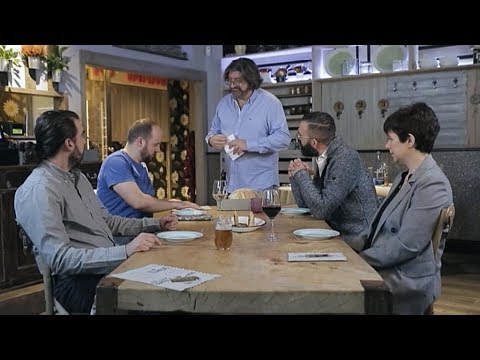 Juego de cartas: Cocina de fusión en Vitoria-Gasteiz