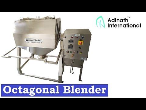 Octagonal Blender, Octagonal Blender Design & Construction