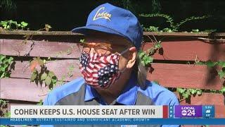 Steve Cohen Wins 8th Term In U.S. House