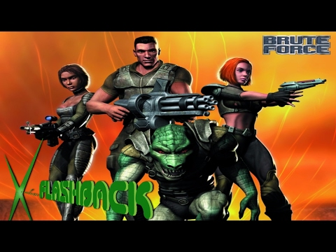Brute Force (Xbox)-Viridian Flashback