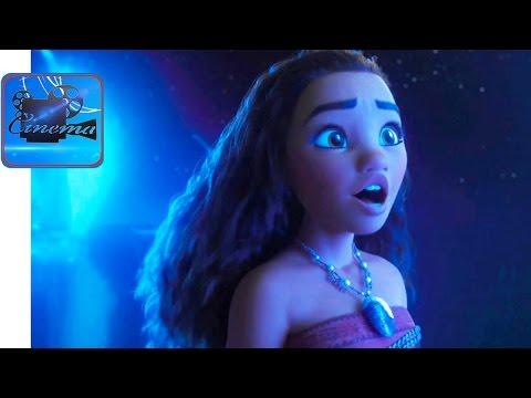 МОАНА - Музыкальное Видео «Я — Моана»