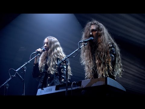 Let's Eat Grandma - Deep Six Textbook - Later… with Jools Holland - BBC Two