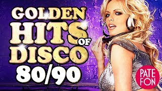 Golden Hits of Disco 80/90 Vol. 1 (Various artists) - best of dance disco music hits 80 90