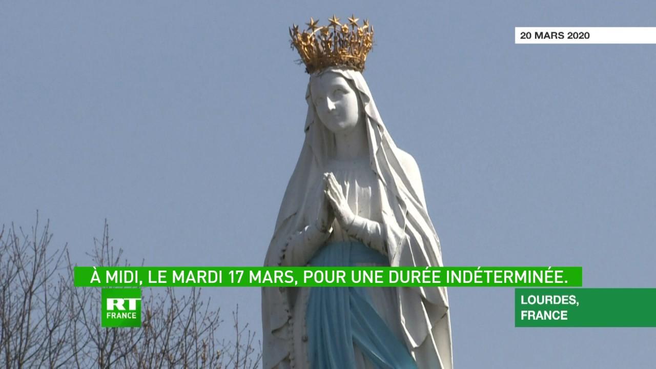 France : le sanctuaire de Lourdes ferme ses portes, grève des miracles ?
