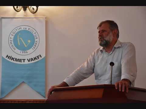 Açılış Konuşması - Yunus Tüzgen