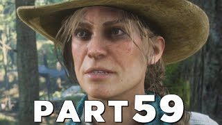 RED DEAD REDEMPTION 2 Walkthrough Gameplay Part 59 - MONSTER (RDR2)