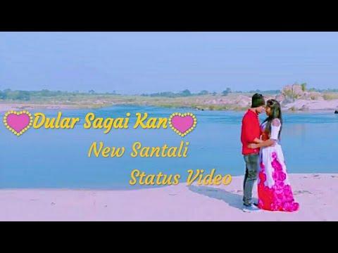 💟Dular Sagai Kan💟 // New Santali Status Video 2019 // By Jordan Creation.....