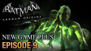 Batman: Arkham Origins - Walkthrough - Episode 9: Copperhead Boss Fight [PC 1080p]