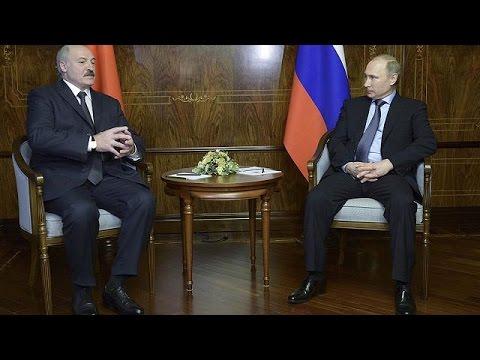 Ukraine crisis: Putin, Poroshenko, Merkel and Hollande to meet in Minsk