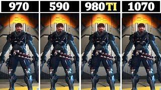 GTX 970 vs RX 590 vs GTX 980TI vs GTX 1070 | Tested 13 Games |