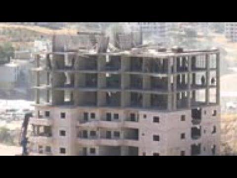 Israel Destroys Palestinian East Jerusalem Homes