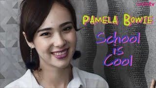 Pamela Bowie Tobat Waktu SMA