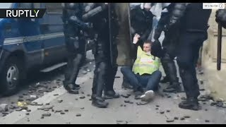 Yellow Vest: From anti-fuel tax demos to anti-govt rallies in 4 weeks