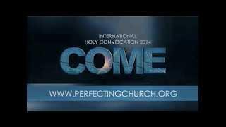 PFI Holy Convocation 2014