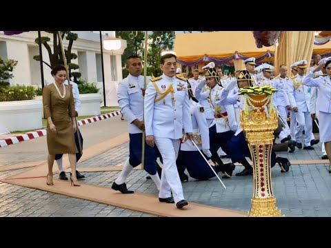 พระบาทสมเด็จพระเจ้าอยู่หัว และพระบรมราชินีฯ เสด็จฯเปิดอาคารที่ทำการศาลฎีกา เขตพระนคร กรุงเทพฯ