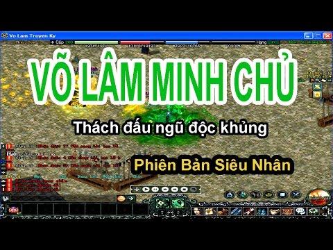 Solo với Võ Lâm Minh Chủ Bản Full