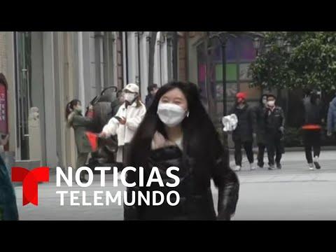 Noticias Telemundo: Coronavirus, un país en alerta, 30 de marzo 2020 | Noticias Telemundo