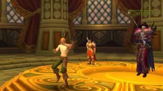 Allods online , dance video : satisfaction