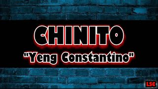 YENG CHINITO KARAOKE VERSION
