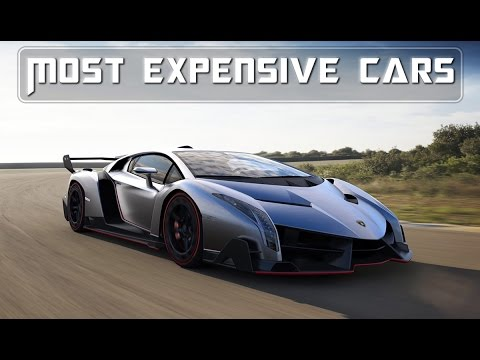 Top 10 Most Expensive Cars >> Top 10 Most Expensive Cars In The World 2015