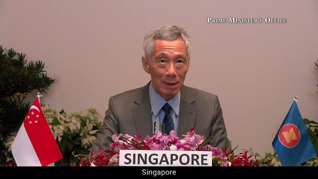 36th Virtual ASEAN Summit 2020