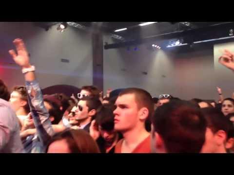 OVERWERK Live @ Gala Centrale Paris - Fin du Set / Acclamation du Public