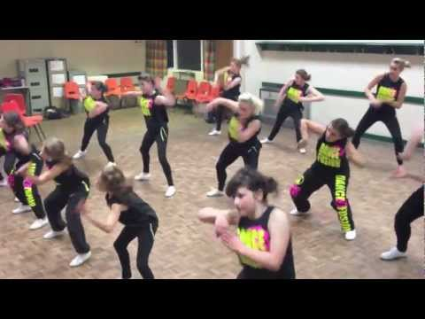 Dance Fusion - Wiley - Can You Hear Me (Dance Contest)