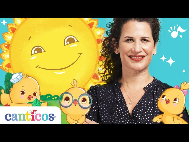 Little Sunny Sunshine / Sol Solecito   Book Reading with Susie Jaramillo, author and illustrator
