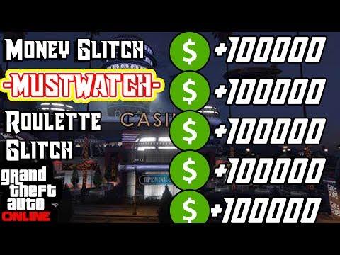 *NEW* SOLO GTA 5 CASINO MONEY GLITCH -*WORKING*PS4/Xbox One* GTA 5 Online GLITCH! (NO REQUIREMENTS)