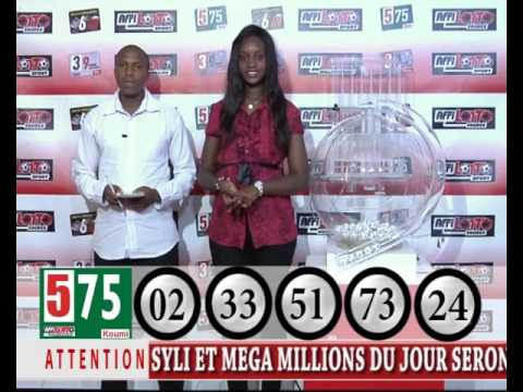 AFRICA LOTTERY COMPANY LOTO TIRAGE 02/05/2016