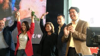 Carmen Calvo participa en un acto en Tenerife