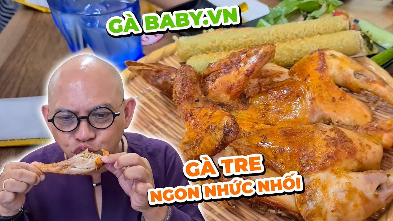 """Food For Good #653: Vì sao nữ giới nên ăn Gà Tre Cu Te mà nên cảnh giác Gà Ta """"Xu Ca"""" … haha…"""