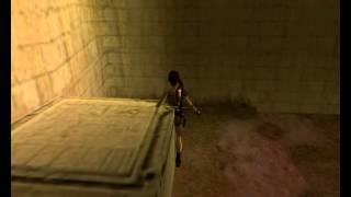 Tomb Raider IV Coastal Ruins Slab Bug