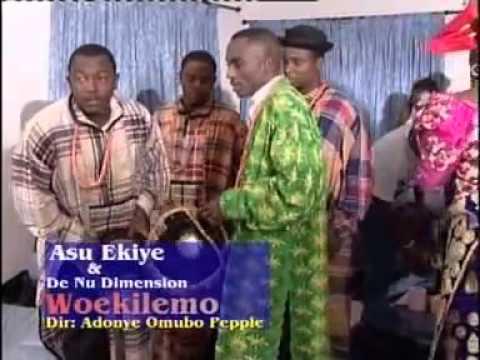 Asu Ekiye Ijaw Praise
