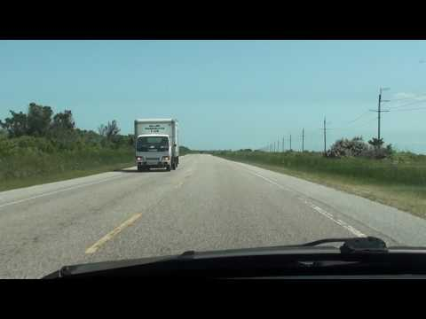 NC Highway 12 Cape Hatteras National Seashore - Outer Banks, NC Part 4