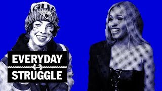 Cardi B Waiting on Nicki?, Lil Xan Banned From Rap? Safaree Glows Up | Everyday Struggle