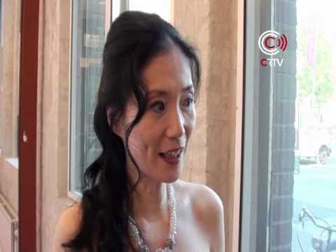 CRTV.NL DIRECT (NOT EDITED): Lulu Wang (王露露)