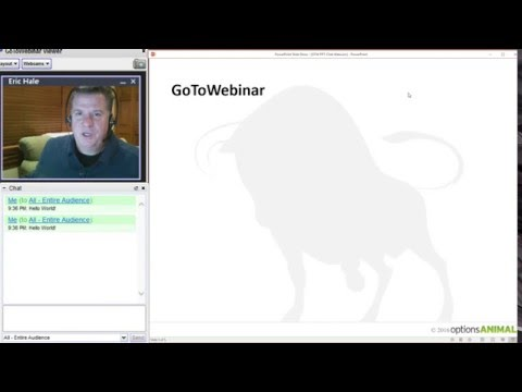 GoToWebinar - How to record presentations, webcam, and chat box without special software