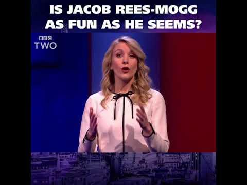Rachel Parris On Jacob Rees Mogg - The Mash Report