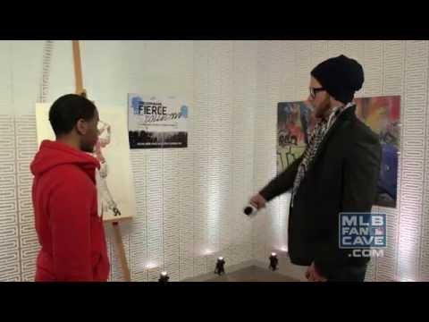 Bryce Harper Pranks The MLB Fan Cave | The Fierce Collective - Gatorade