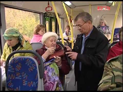 КРТВ. Пассажиров маршруток штрафуют за безбилетный проезд
