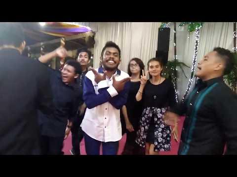 Goyang  kunyadu mabok Sopi ROTE (young aleks mabuk parah)