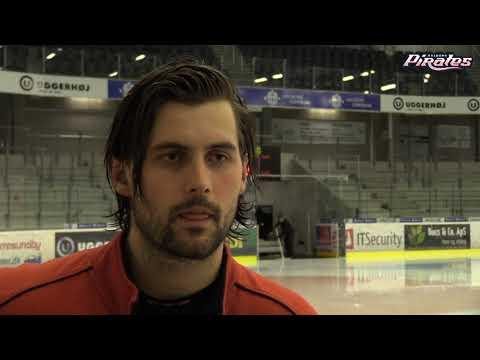 Aalborg Pirates - Rødovre Mighty Bulls Highlights
