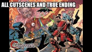 Neo Contra: All cutscenes (HIGH QUALITY)