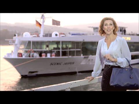 Scenic Space-Ships | Walkthrough of Scenic Jasper River Cruise Ship