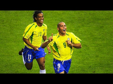 Brazil ● Road to World Cup Final - 2002