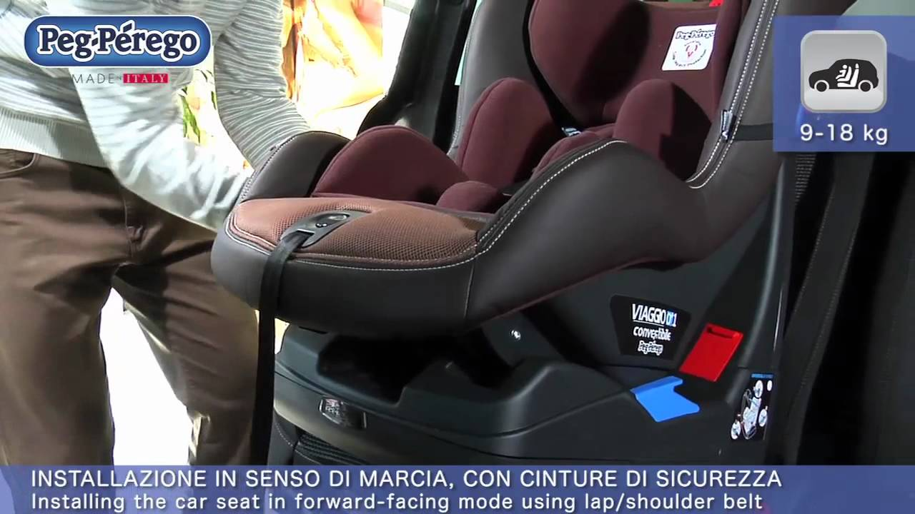 Peg Perego Primo Viaggio Switchable 0-18 Kg Oto Koltuğu - YouTube