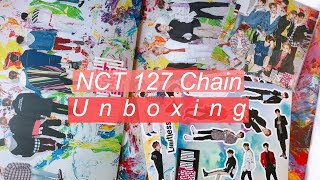 Baixar Unboxing NCT 127 1st Japanese Mini Album [Chain || Special Edition] ♡