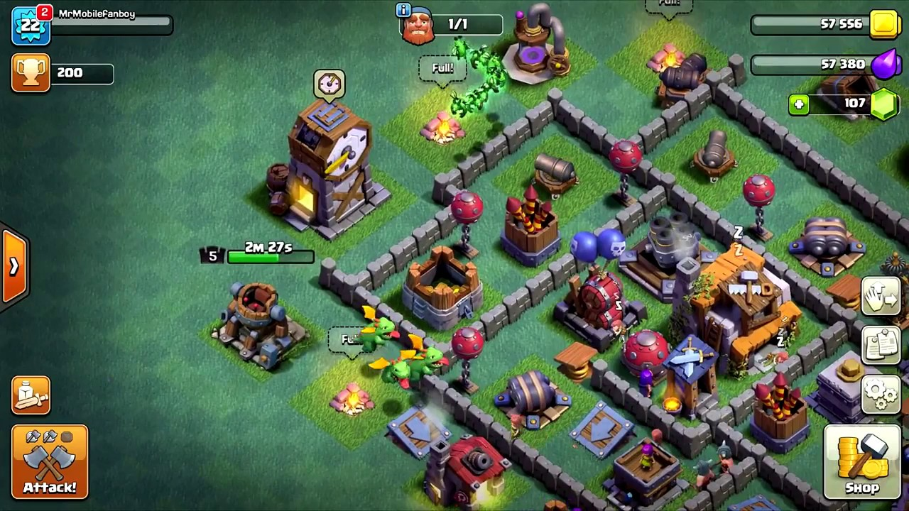 Maxed Troops House Level 5 Clash Of Clans 2017 Updateتحديث