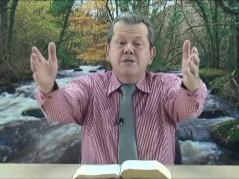 Pr Adail - JESUS fonte de �gua viva. ( Jo�o 7: 37 - 41)